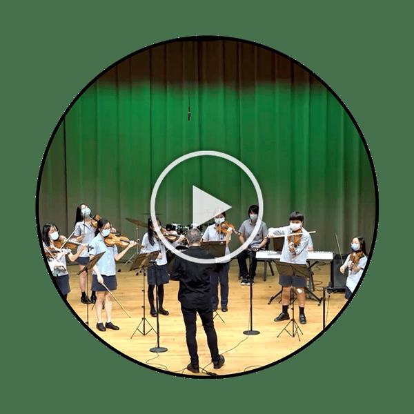 Instrumental Ensemble - 'White Christmas' (Irving Berlin)