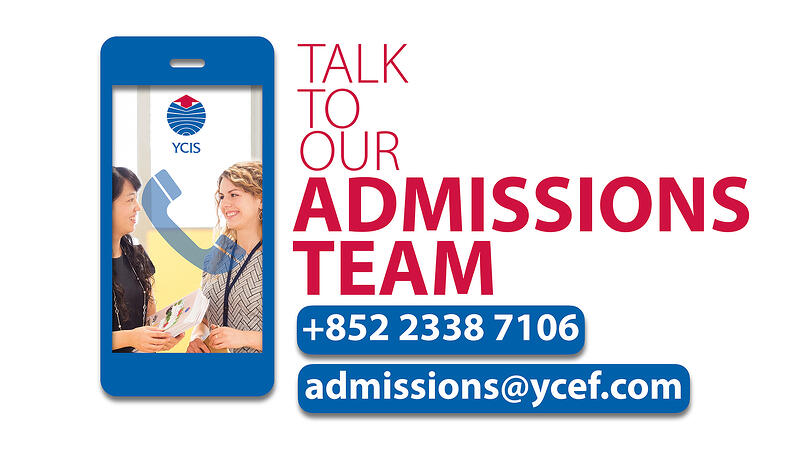 Talk to our Admissions Team