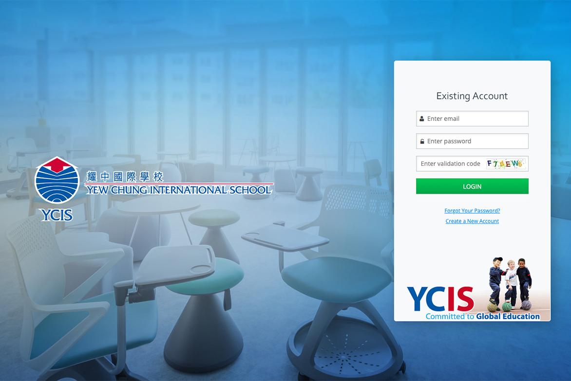 YCIS Application Procedure